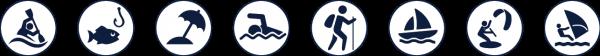 Activités nautiques en presqu'île de Gâvres